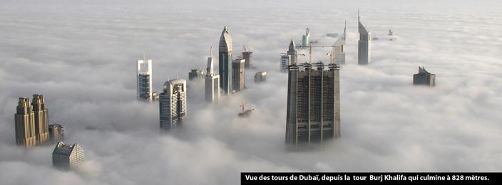 En dressant des tours de plus en plus hautes l 39 humanit for Tour les plus hautes